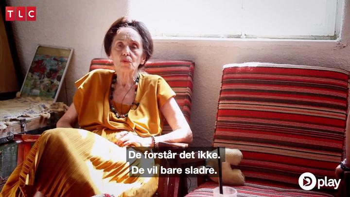 Verdens ældste mor: Fødte som 66-årig
