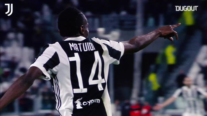 Blaise Matuidi's career highlights at Juventus