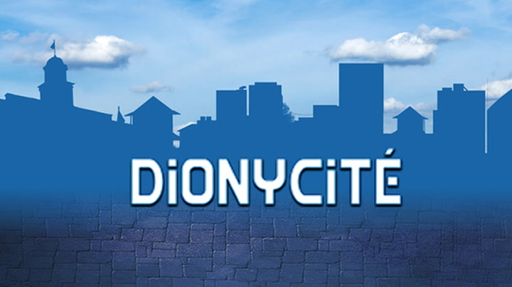Replay Dionycite l'actu - Vendredi 09 Avril 2021
