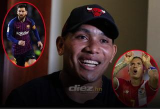 Ronaldo Dinolis confiesa cuál es su apodo: