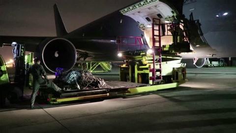 Colombia envía avión militar a Wuhan para evacuar a sus ciudadanos