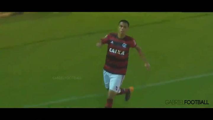 Así juega Reinier Jesus, la perla brasileña de solo 17 años