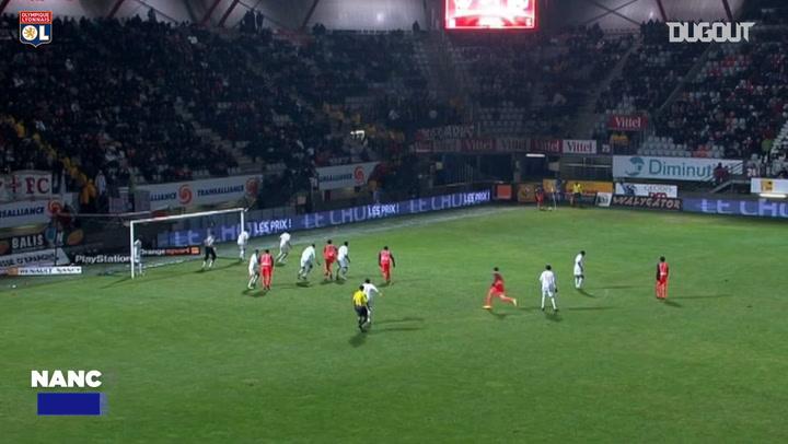 Maxime Gonalons'un Olimpik Lyon Formasıyla Attığı En İyi Beş Gol