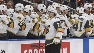 Golden Edge: Golden Knights Fall to Oilers 2-1