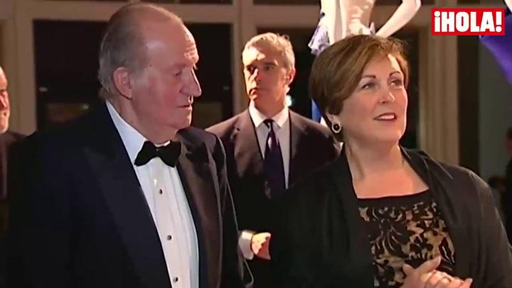 El rey Juan Carlos destaca los lazos que unen a España y EEUU