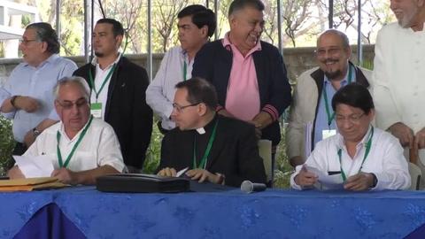 Reanuda diálogo en Nicaragua con anuncio de liberación de presos