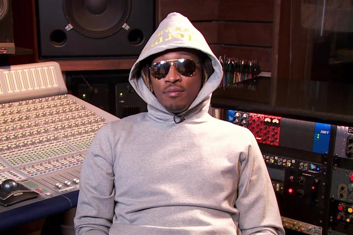 Future on Drake's Dirty Sprite 2 Feature