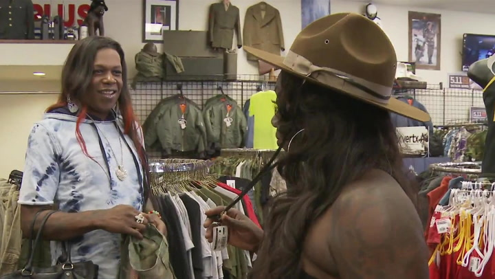 Freedia and Tootie Go Shopping: Deleted Scene