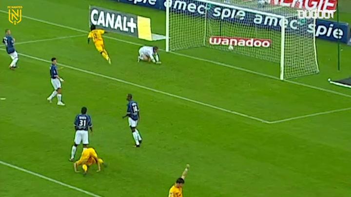 Da Rocha's best moments with FC Nantes