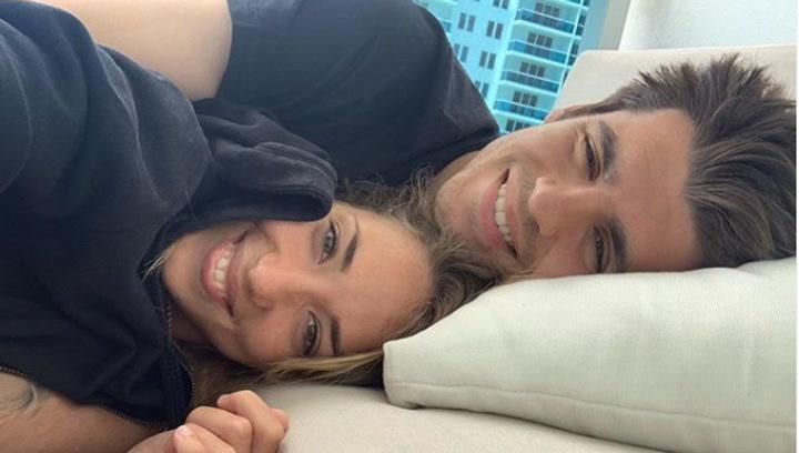 Escapada romántica de Morata y Alice Campello a Miami