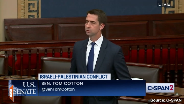 Sen. Tom Cotton: