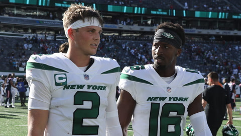 NFL Insider: Jets WRs need to step up, Zach Wilson can't let bad game turn into something bigger