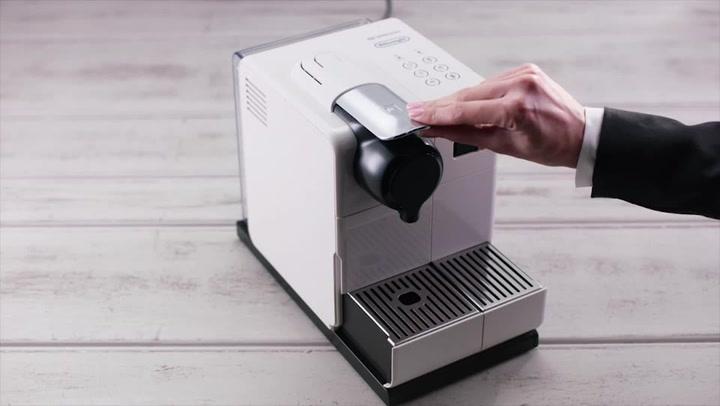 Preview image of Nespresso Lattissima Touch Automatic Espresso Mach video