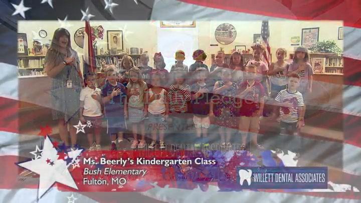 Bush Elementary - Ms. Beerly - Kindergarten