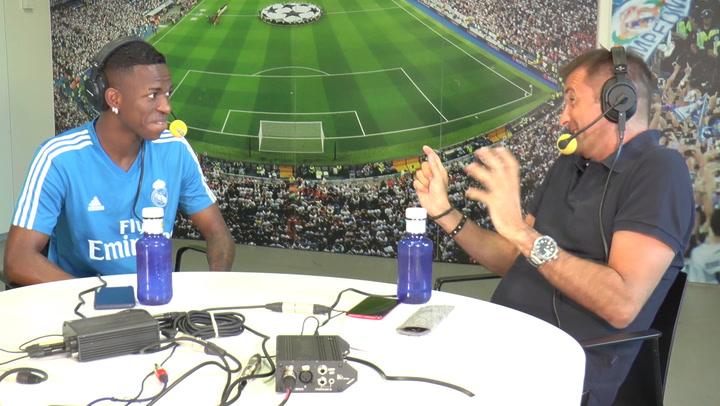La entrevista completa a Vinicius