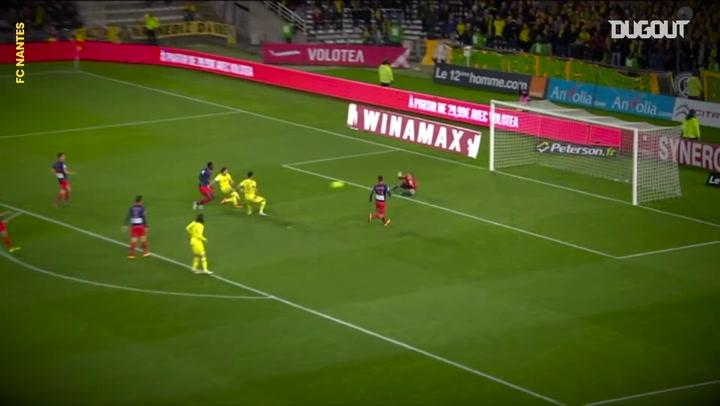 All 42 Of Emiliano Sala's Ligue 1 Goals For Nantes