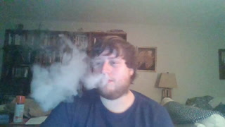 Post high part 3 and vaping on Krypted CBD 500mg also music