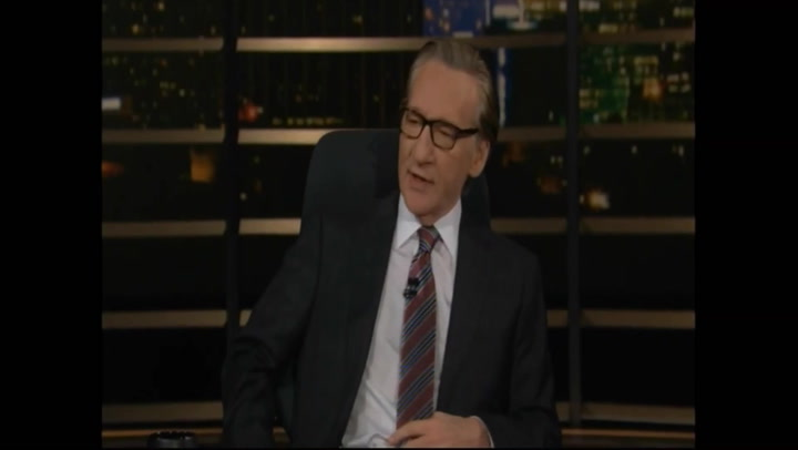 Maher: Biden Seems 'More Trumpy' on Foreign Affairs