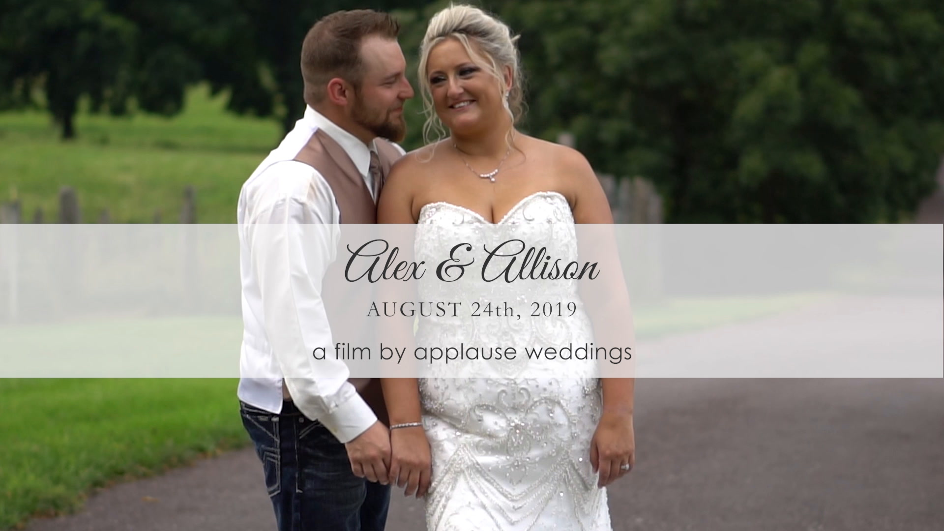 Allison + Alex | Pacific, Missouri | Haue Valley Weddings And Events
