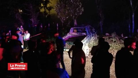 Al menos cuatro personas muertas y varias heridas deja accidente en San Pedro Sula