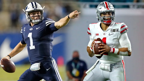 What are the odds the Jets take Zach Wilson or Justin Fields in 2021 NFL Draft?
