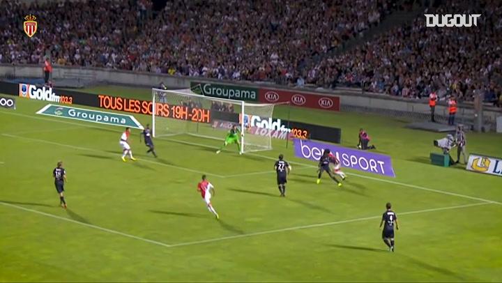 All Radamel Falcao's goals vs Bordeaux