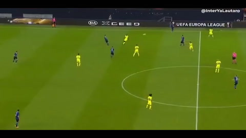 Inter de Milán 2-0 Getafe (Europa League)
