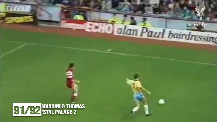 Crystal Palace Wins At Anfield