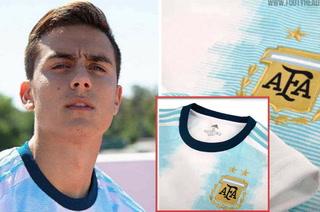 Argentina presenta su nueva camiseta y Lionel Messi sorprende en redes