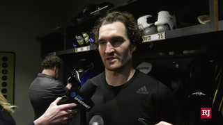 Golden Knights On Better Performance At Home – Video