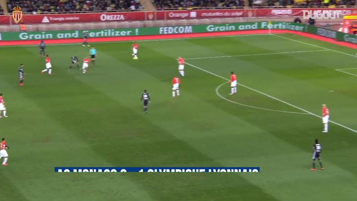 Remontadas: AS Mónaco ante el Olympique de Lyon