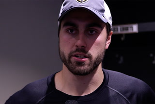Golden Knights' Alex Tuch on the team's level of confidence