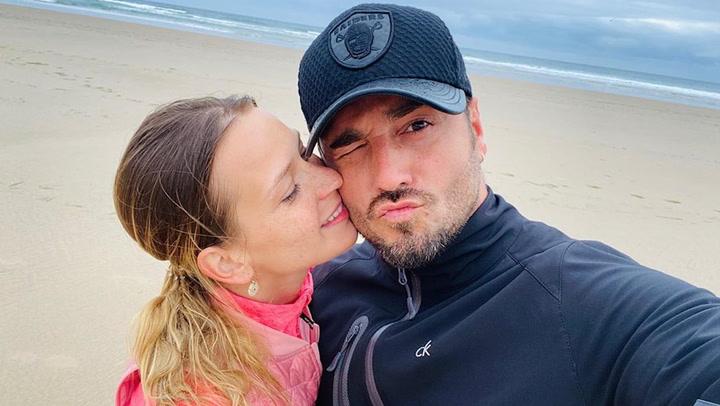 La última escapada romántica de David Bustamante y Yana Olina