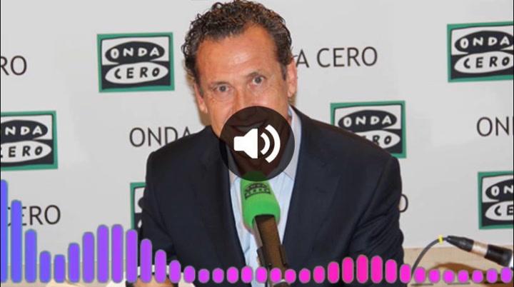 Jorge Valdano habla sobre la cláusula de Messi en 'El Transistor' de Onda Cero