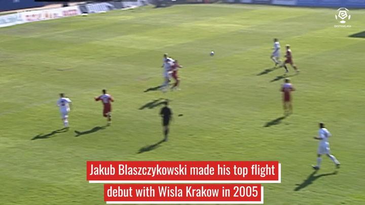 Jakub Błaszczykowski's special bond with Wisla Krakow