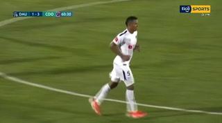 ¡Gol de Olimpia! Ever Alvarado de penal hace el 3-1 ante el Árabe Unido