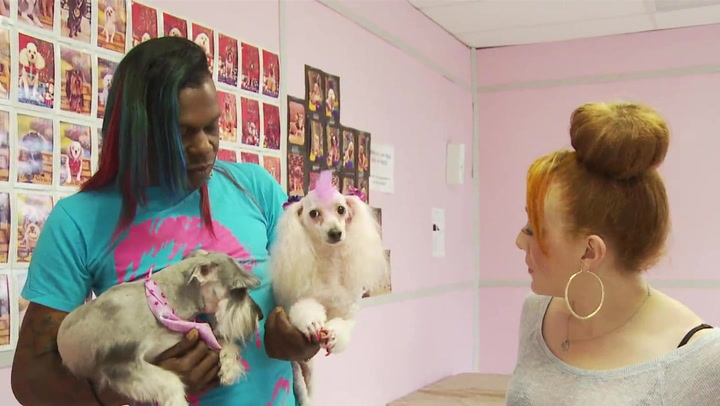 It's Puppy Love for Big Freedia!