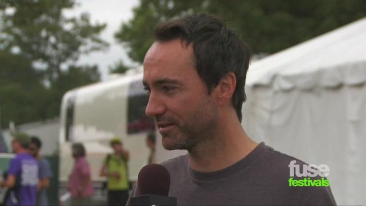 Festivals: Bonnaroo:  The Shins Interview