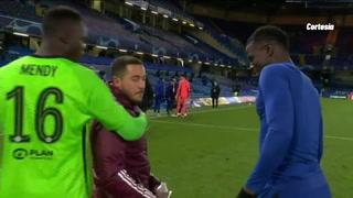 El madridismo indignado: Eden Hazard y sus carcajadas con sus excompañeros tras eliminación