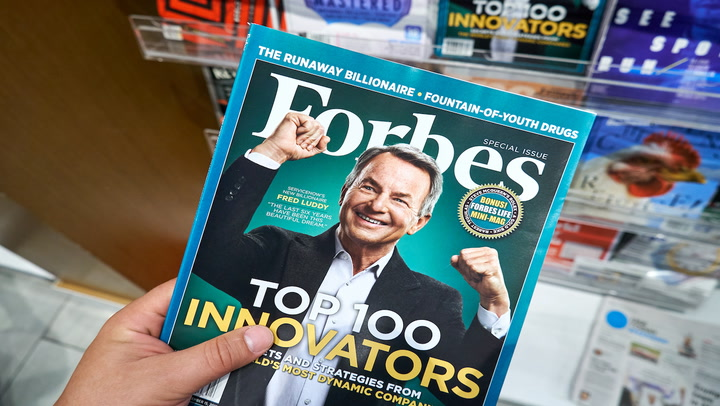 $700M Forbes Bidder Plans Crypto Future for Storied Media Brand