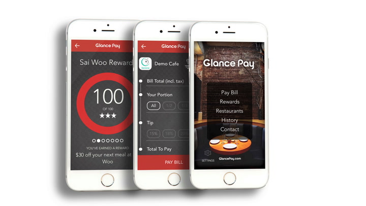Glance Pay Allows to Pay Your Restaurant Bill With Your Phone