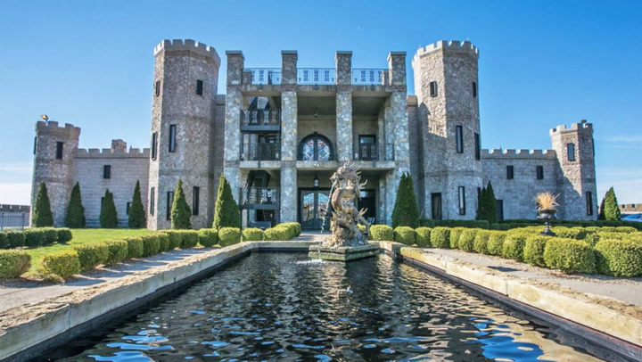 See Inside This Wonderfully Majestic $15M Castle in Kentucky
