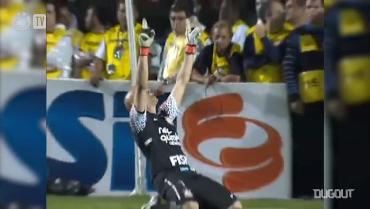 Corinthians' top 10 penalty saves