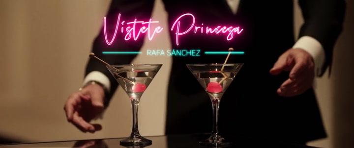'Vístete Princesa', el nuevo single en solitario de Rafa, ex líder de 'La Unión'