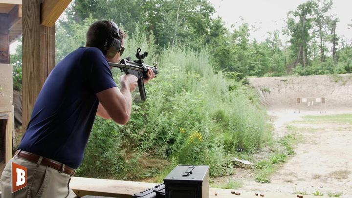Senator Tom Cotton Fires Full-Auto at NH GOP Machine Gun Fest