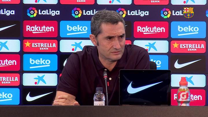 Valverde afirma que van a Granada a ganar