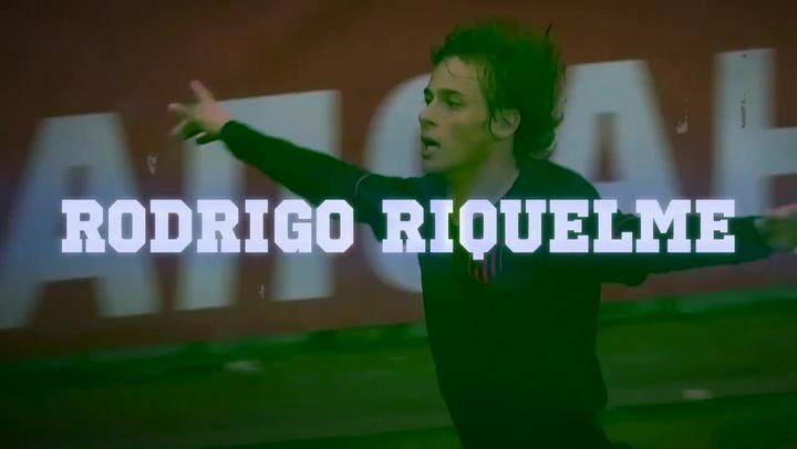 Así juega Rodrigo Riquelme, jugador del Juvenil del Atlético