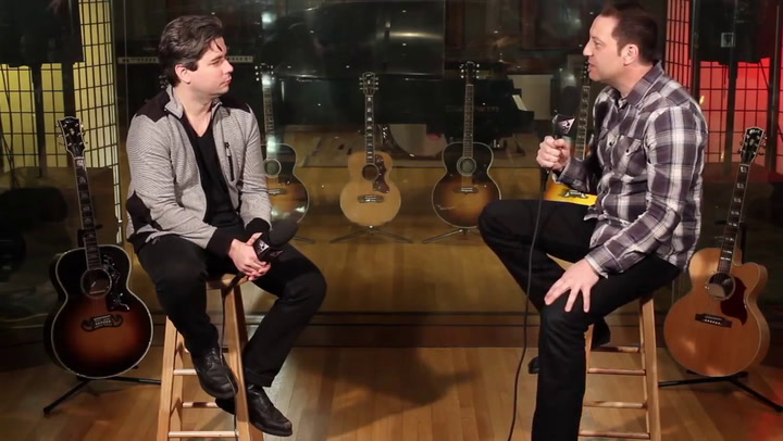 Will de Zengotita is interviewed on The Jimmy Lloyd Songwriter Showcase