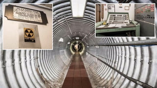 Converted Missile Silo Would Be a Blast to Live In