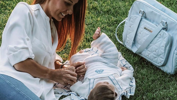 Cuatro meses después, Ana Boyer comparte una nueva (y preciosa) imagen de su hijo Mateo